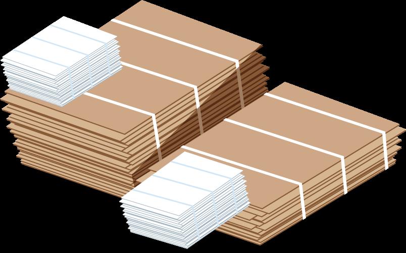 paper-cardboard-top-banner
