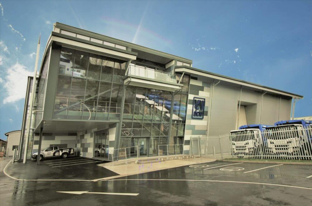 DCW New HQ